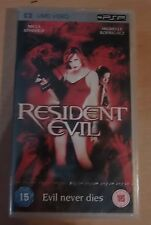 Resident Evil   (New and Sealed) Sony PSP UMD Video Movie