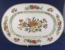 """Villeroy & Boch SUMMER DAY - Oval Serving Platter 16 1/4"""""""