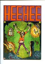 "1970 ""HEE HEE"" underground comic #1 Rick Veitch Ric Sloane 1st ed."