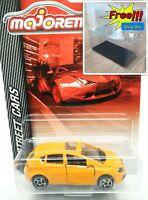 Majorette Seat Leon Cupra Orange *RARE* 1/64 219 Free Display Box