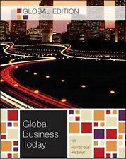 Good, Global Business Today, Charles W. L. Hill, William Hernández-Requejo, Book