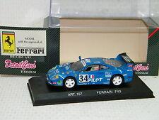 DETAIL CARS - FERRARI F40 #34 LE MANS 1995
