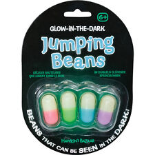 Large GID Glow In The Dark Luminous Mexican Jumping Beans Toys 08078