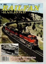 RAILFAN & RAILROAD MAGAZINE - September 1997