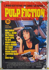 PULP FICTION ROLLED ORIG 1SH MOVIE POSTER UMA THURMAN QUENTIN TARANTINO (1994)