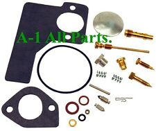Carburetor Carb Kit B&S 394698 Briggs & Straton Overhaul Parts -- MADE IN USA