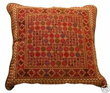 Palestinian Embroidered Floor Cushion Crossroads Trade