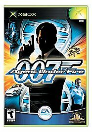 James Bond 007 in Agent Under Fire (Microsoft Xbox, 2002)