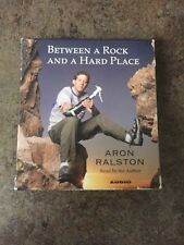 Between a Rock and Hard Place By Aron Ralston CD's Audio book