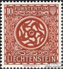 Liechtenstein 319 neuf avec gomme originale 1953 musée national