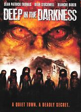 Deep in the Darkness (DVD) Shout Factory Horror! With slipcover!