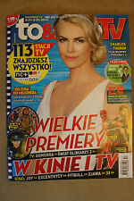 To&OWO nr 53/2015 Charlize Theron, Johnny Depp