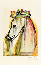 Caligula - Les Chevaux de Dali by Salvador Dali Art Print