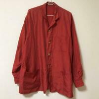 Y'S For Men Nylon Shirt Jacket Size L