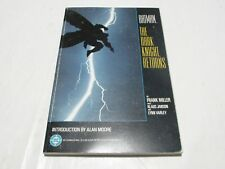 BATMAN THE DARK KNIGHT RETURNS FRANK MILLER ALAN MOORE KLAUS JANSON 1986 RARE!!!