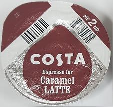 48 X Discos Tassimo Costa Café Espresso (se Venden Sueltos) ni leche para caramelo café con leche
