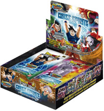 More details for dragon ball super unison warrior - cross spirits booster box b14 factory sealed.