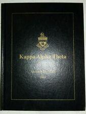 Kappa Alpha Theta Alumnae Directory 1993 Bernard C Harris Publishing Co.