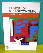 Mankiw PRINCIPI DI MICROECONOMIA - quarta ed. McGraw Hill 2007