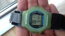 Orient Vintage Collection M096011c Green digital Watch Junior Rare nos Japan