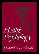 Health Psychology (2nd Edition), Friedman, Howard S., Very Good Book