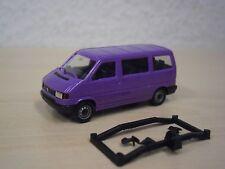 Herpa - VW T4 Bus mit Hecktüren - lila - Nr. 042512 - 1:87