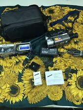 Sony Handycam CCD-TRV43 Hi8 Analog Camcorder - Record Transfer Play Video 8 Tape