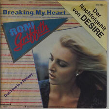 "7"" Single - Roni Griffith - Breaking My Heart - s403 - washed & cleaned"