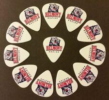 Belmont University Bruins Logo Guitar Picks (12 picks) *BUY TWO, GET THIRD FREE