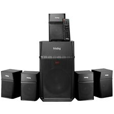Home Theater Surround Sound 5.1 Speaker System TV Digital Optical Bluetooth