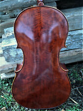 """Schönes 4/4 - Cello n. """"JEAN BAPTISTE VUILLAUME À PARIS 1848"""" mit Bogen in Hülle"""