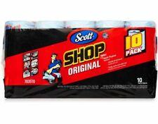 Scott Shop Original 10 Pack Towels  Multi-Purpose Blue Towels 550