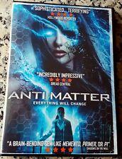 ANTI MATTER RARE DVD Yaiza Figueroa Keir Burrows Worm Hole Time Travel Sci-Fi