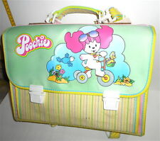 POOCHIE the dog 80s Mattel italy school bag - cartella scuola mint