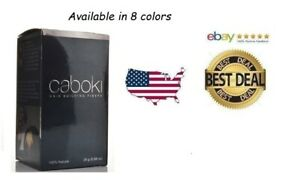 Caboki Hair Building Fibers 25g Black Light Medium Dark Brown FREE SHIPPING..