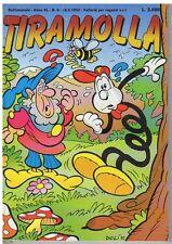 fumetto - TIRAMOLLA ANNO 1992 NUMERO 6