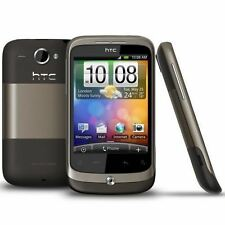 HTC WILDFIRE - Mocha Brown (Unlocked) Smartphone Brand New Unused UK Stock