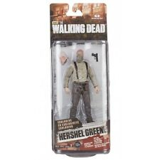 McFarlane Walking Dead Series 7 HERSHEL GREENE Slight Damaged Card free shipping