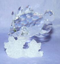 SWAROVSKI CRYSTAL Boxed BUTTERFLY FISH