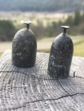 Non-Excavated .577 and .69 Civil War Enfield Tower Bullets Whimsy Fishing Sinker