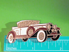 1930 CADILLAC ROADSTER - hat pin , lapel pin , tie tac , hatpin GIFT BOXED