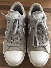Converse Chuck Taylor All Star Gris Zapatos Uk Size 8