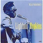 Hopkins Lightnin`-Texas Thunderbolt CD NEW