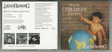"WITCH BURNING ""Help the Children of the World"" 2-track Single CD - WBG-1941 -rar"