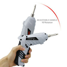 Rechargeable Lithium-Ion Electric Screwdriver Cordless Drill Set Power Tool Kit