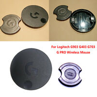 For Logitech G903 G403 G703 G PRO Wireless Mouse Tuning Weights+ Door Back Cover