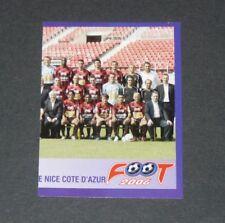 N°297 EQUIPE PART 2 OGC NICE OGCN NISSA RAY PANINI FOOTBALL FOOT 2006 2005-2006