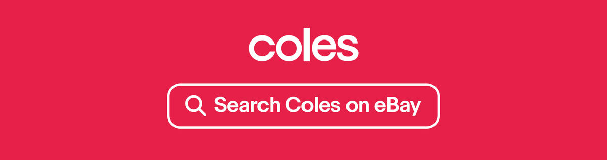 Search Coles on eBay