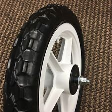 BICYCLE WHEEL STRONG PLASTIC MAG 12 INCH SCOTTER DEER CARTS OTHERS
