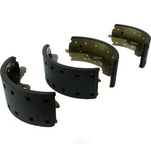 Frt Premium Brake Shoes Centric Parts 112.06840